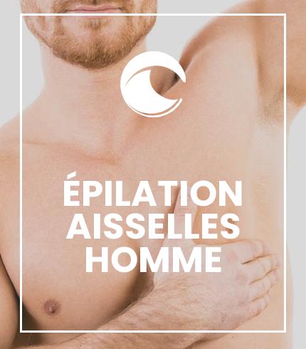 Aisselles (Homme)